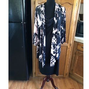 Dressbarn Jacket Dress Combo Size 22
